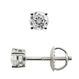 Diamantschmuck Diamant Ohrstecker im Basket Style erhältlich von 0,2ct bis 1.0ct